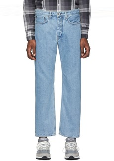 rag & bone Blue Denim RB10 Jeans