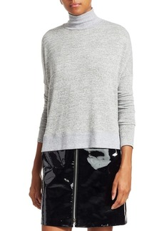 Rag & Bone Bowery Heathered Turtleneck Sweater