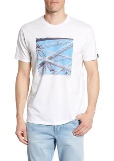 rag & bone Bridge Graphic T-Shirt