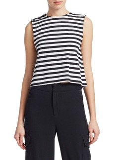 Rag & Bone Brit Striped Top