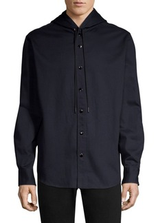 Rag & Bone Bryant Button-Front Shirt