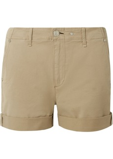 rag & bone Buckley Cotton-blend Twill Shorts