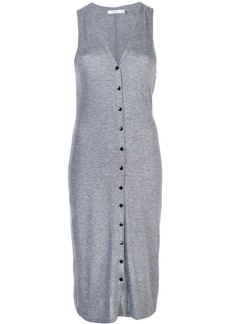 rag & bone buttoned jersey dress