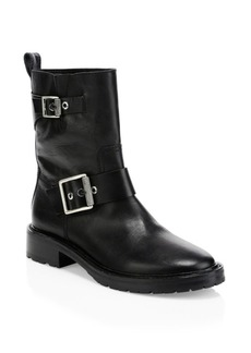 Rag & Bone Cannon Moto Leather Boots