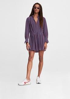 rag & bone Carly Mini Dress