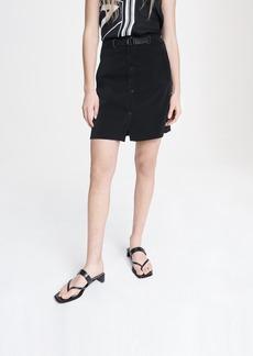 rag & bone Caroline Mini Skirt