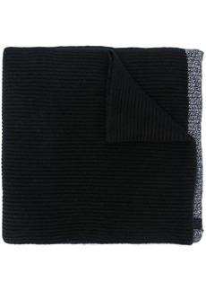 rag & bone cashmere ribbed scarf