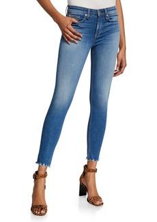 rag & bone Cate Mid-Rise Ankle Skinny Jeans