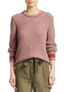 Rag & Bone Cheryl Rib-Knit Sweater