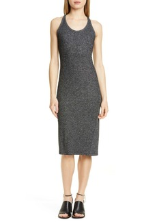 rag & bone Clara Torqued Midi Tank Dress
