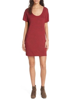 rag & bone Clara Torqued T-Shirt Dress