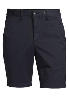 rag & bone Classic Stretch Cotton Chino Shorts