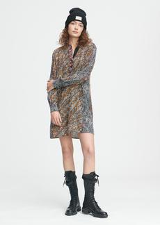 rag & bone COLETTE SHIRT DRESS