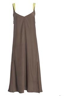 rag & bone Colette Silk Slip Dress