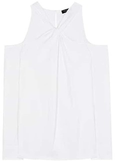 rag & bone Collingwood cotton-blend top