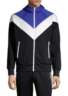 Rag & Bone Colorblock Hooded Jacket