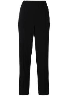 Rag & Bone contrasting side panel trousers