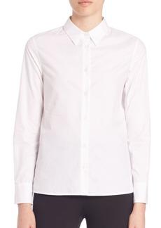 Rag & Bone Cotton Poppy Shirt