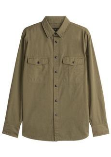 Rag & Bone Cotton Shirt