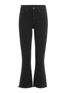 Rag & Bone Cropped Flared Jeans