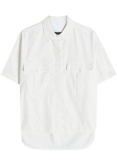 Rag & Bone Cropped Mason Shirt