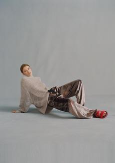 Rag & Bone CRUSHE TRACK PANT