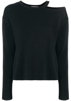 Rag & Bone cut-detail sweater