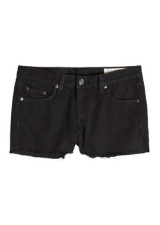 Rag & Bone Cut-Off Shorts
