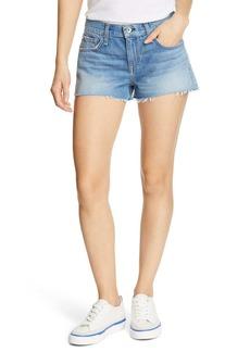 rag & bone Cutoff Shorts (Brandon)
