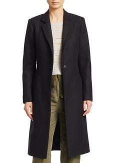 Rag & Bone Daine Wool-Blend Top Coat