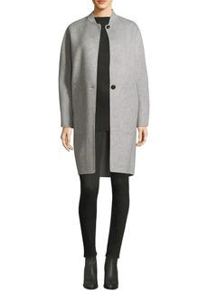 Rag & Bone Darwen Heathered Coat