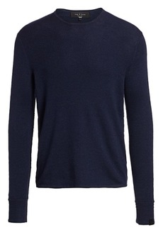 rag & bone Davis Crewneck Sweater
