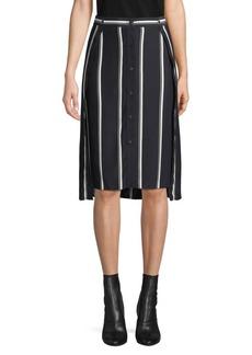 rag & bone Debbie Striped Skirt