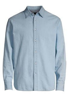 rag & bone Denim Button-Down Shirt