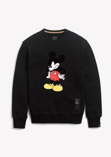 Rag & Bone DETERMINED MICKEY SWEATSHIRT