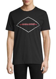 Rag & Bone Diamond Universal Graphic T-Shirt
