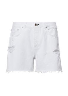 Rag & Bone Distressed Boy Shorts