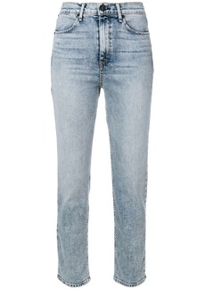 Rag & Bone Double Down straight jeans
