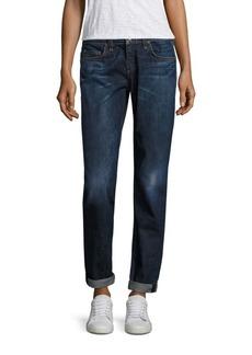 Rag & Bone Dre Crop Cuff Jeans
