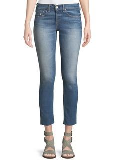 Rag & Bone Dre Cropped Ankle Skinny Jeans