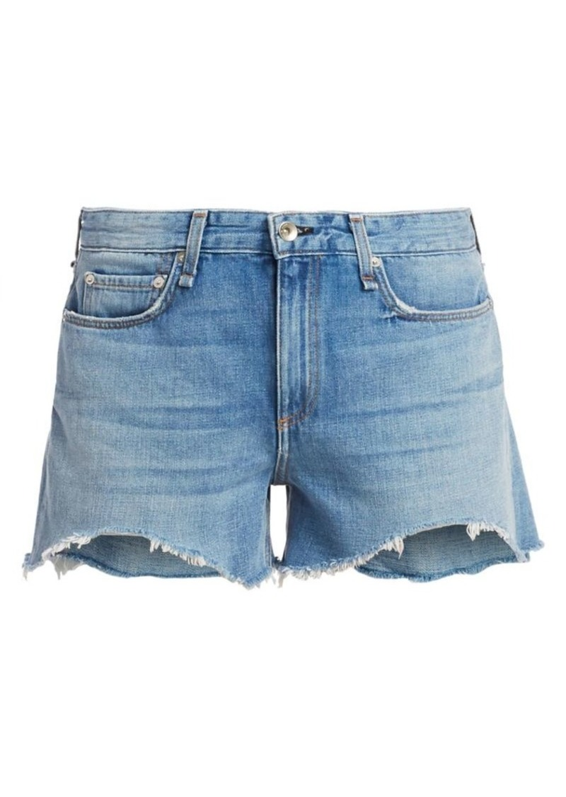 rag & bone Dre Cutoff Denim Shorts
