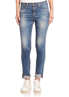 Rag & Bone Dre High Rise Jeans