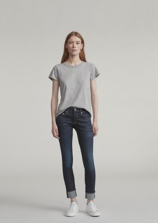 Rag & Bone DRE LOW-RISE SLIM BOYFRIEND