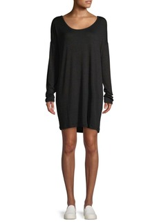 rag & bone Drop Shoulder Knit Dress