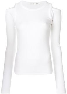 Rag & Bone dropped shoulders knit top
