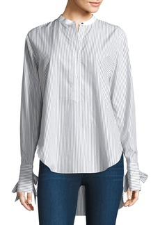 Rag & Bone Dylan Cotton Collared Shirt