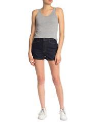 Rag & Bone Ellie High Waist Denim Shorts