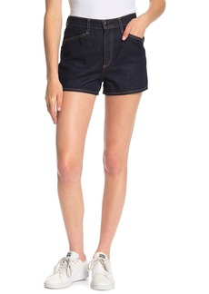 Rag & Bone Ellie High Waist Denim Shorts