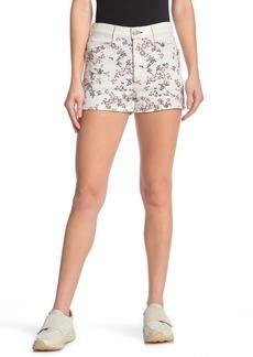 rag & bone Ellie Twill Shorts