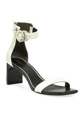 rag & bone Ellis Patent Ankle-Strap Sandals
